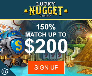 lucky nugget casino new offer
